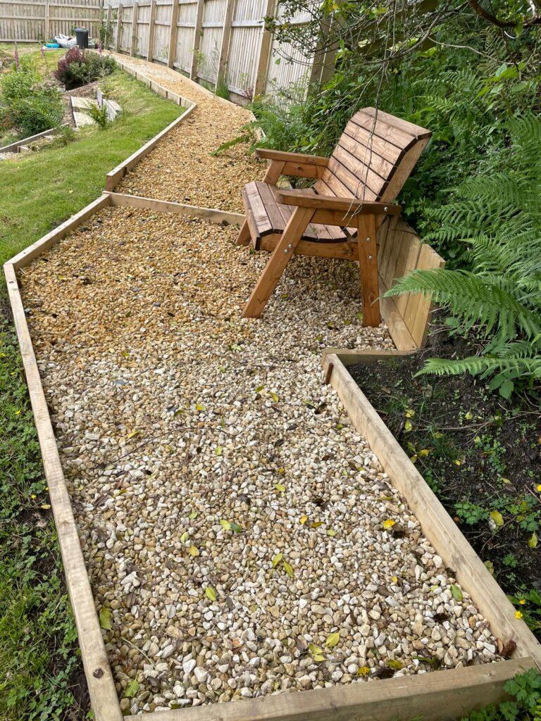 Garden Path Construction Cardiff
