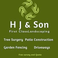 H J First Class landscapes